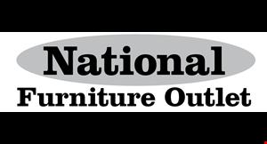 National Furniture Outlet logo