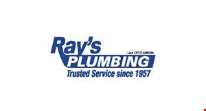 Ray's Plumbing logo
