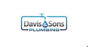 Davis & Sons Plumbing logo