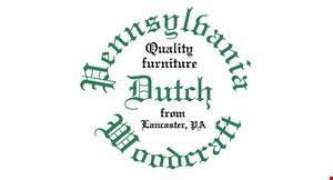 Pa Dutch Woodcraft logo