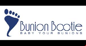 Bunion Bootie logo