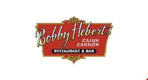 Bobby Hebert's Cajun Cannon logo