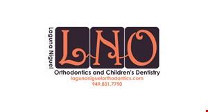 Laguna Niguel Orthodontics and Children's Dentistry logo