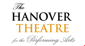 The Hanover Theatre for The Performing Arts logo