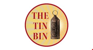 The Tin Bin logo