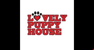 Lovely  Puppy House logo