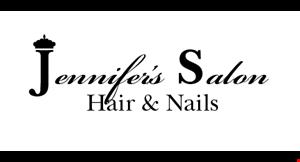 Jeniffer's Salon Hair & Nail logo