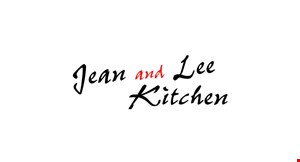 Jean and Lee Kitchen logo