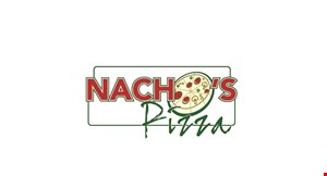 Product image for Nacho's Pizza $139.99 +TAX 32 pcs of chicken (your choice of roasted, Greek or fried), house salad, 4 lbs of Italian beef (includes bread & peppers), full tray of mostaccioli or spaghetti & garlic bread.