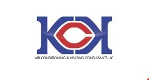 Kck  Airconditioning logo