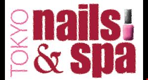 Tokyo Nails & Spa logo