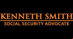 Kenneth Smith Social Security Advocate logo