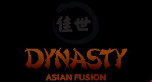 Dynasty Asian Fusion logo