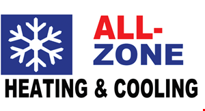 All Zone Heating and Cooling logo