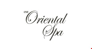 CNY Oriental Spa logo