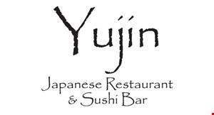 Yujin Japanese Restaurant & Sushi Bar logo
