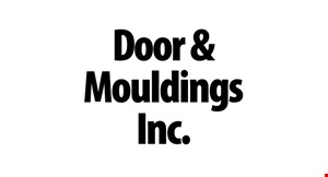 Door & Mouldings logo