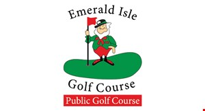 Emerald Isle Golf Course logo