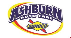 Ashburn Auto Care logo