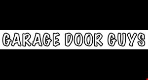 Garage Door Guys logo