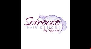 Scirocco Hair Designs logo