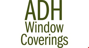Adh Window Coverings logo