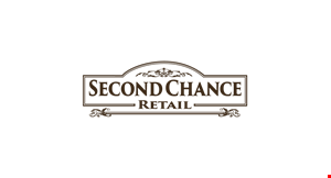 Second Chance Retail logo