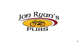 Jon Ryan's Pubs logo