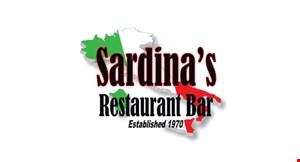 Sardina's logo