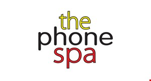 The Phone Spa logo