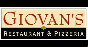 Giovan's Restaurant & Pizzeria logo