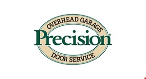 Precision Door Service DFW logo
