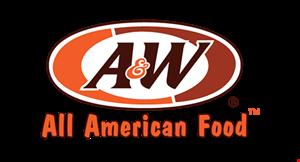 A&W Family Restaurant logo