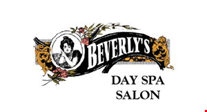 Beverly's Day Spa logo