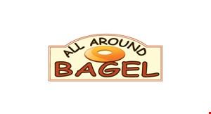 All Around Bagel logo
