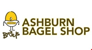Product image for Ashburn Bagel Shop 10% off all catering orders for any church, school or corporate group