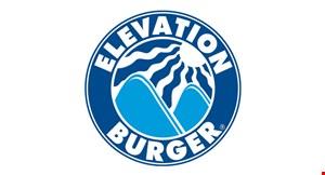Elevation Burger logo