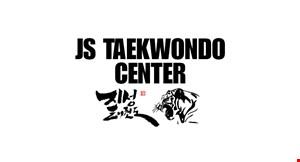 Js  Taekwondo  Center logo