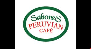 Sabores Peruvian Cafe logo