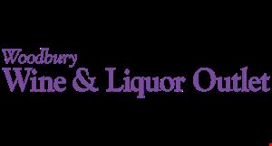 Woodbury Wine & Liquor Outlet logo