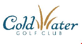Coldwater Golf Club logo