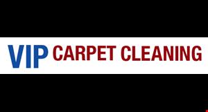 VIP Carpet Cleaning logo
