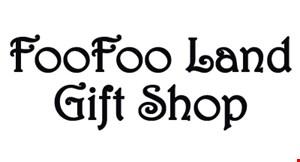 Foofoo Land Gift Shop logo