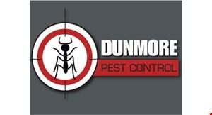 Dunmore Pest Control logo