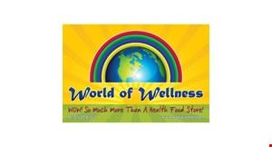 Gary's World of Wellness logo