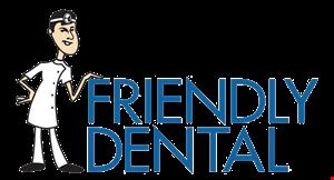 Friendly Family Dental of Holly Springs logo