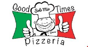 Good Times Pizzeria logo