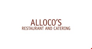 Alloco's Restaurant and Catering logo