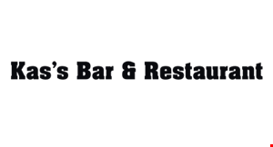 Kas's Bar and Restaurant logo
