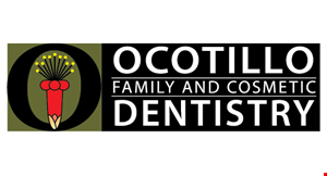 Ocotillo Family & Cosmetic Dentistry logo